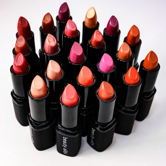 1 - BeautyAlibi Lipsticks